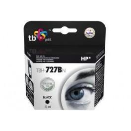 Cartridge kompatibilní s HP C8727A - černá