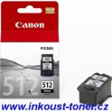 Canon PG-512 Cartridge černá - velkoobjemová - originál