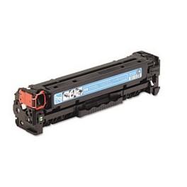toner HP CC531A modrý, kompatibilní