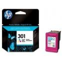 HP 301 Cartridge barevná CH562EE (HP č. 301) - originál
