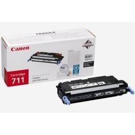 Canon toner CRG-711BK, černý originál