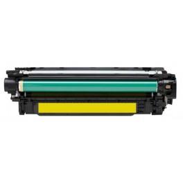 toner HP CE252A žlutý, kompatibilní
