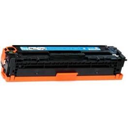 Toner HP CE321A modrý kompatibilní