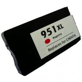 Cartridge HP 951XL - červená velká, CN047AE - kompatibilní