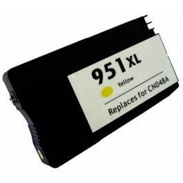 Cartridge HP 951XL - žlutá velká, CN048AE - kompatibilní