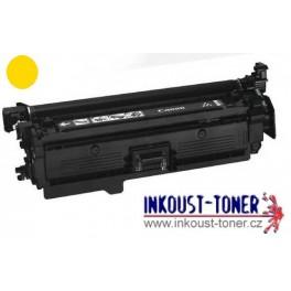 Toner kompatibilní s Canon CRG-723 Y, žlutý