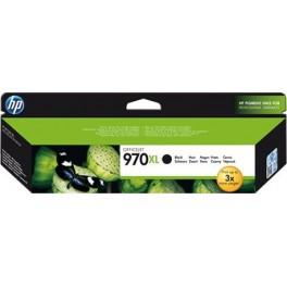 HP 970 XL černá cartridge, CN625AE originální