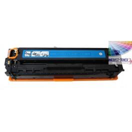 HP toner CB541A modrý, kompatibilní