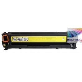 HP toner CB542A žlutý, kompatibilní