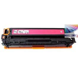 HP toner CB543A červený, kompatibilní