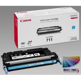 Canon toner CRG-711C, modrý originál