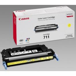 Canon toner CRG-711Y, žlutý originál