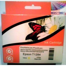 EPSON T1284 žlutá kompatibilní