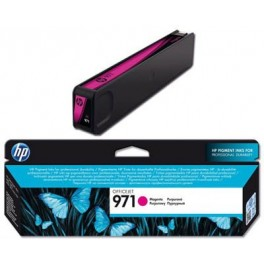 HP 971 purpurová cartridge, CN623AE originální