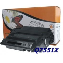 Toner HP Q7551X kompatibilní