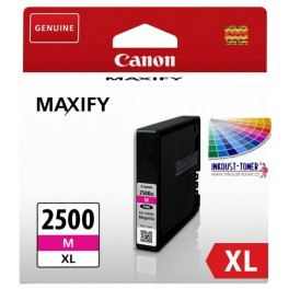 Canon PGI-2500XL M purpurový - originální