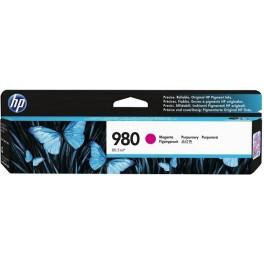 HP 980 purpurová cartridge, D8J08A originál