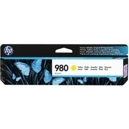 HP 980 žlutá cartridge, D8J09A originál