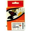Cartridge C9361EE (HP č. 342) barevná - kompatibilní