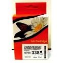 Cartridge C8765EE (HP č. 338) černá - kompatibilní