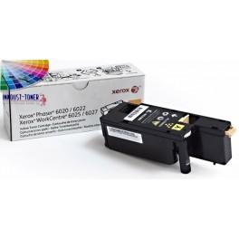 toner Xerox Phaser 6020/6022 a WC 6025/6027 - žlutý originál