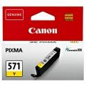 Canon CLI-571 Y žlutá - originál