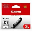 Canon CLI-571 XL GY velká šedá foto - originál