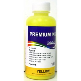Inkoust pro Epson T1284 a T1294 - 100ml žlutý Pigment