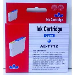 cartridge T0712 pro Epson - kompatibilní