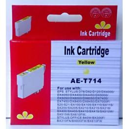 cartridge T0714 pro Epson - kompatibilní