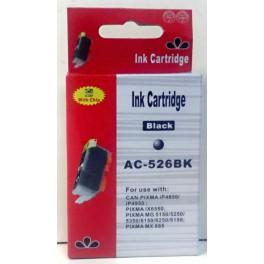 Canon CLI-526BK cartridge černá (FOTO) - kompatibilní