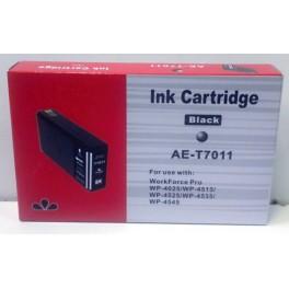 cartridge EPSON T7011 černá XXL - kompatibilní