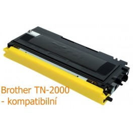 Toner Brother TN-2000 - kompatibilní