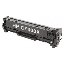 Toner kompatibilní s HP CF400X (HP201X) černý