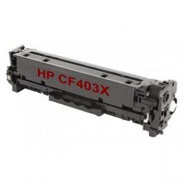 Toner kompatibilní s HP CF403X (HP201X) červená