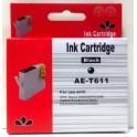 cartridge T0611 černá pro Epson - kompatibilní