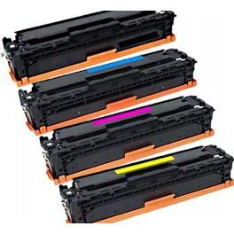 sada tonerů HP 410A - kompatibilní
