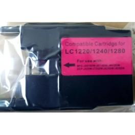 cartridge Brother LC-1280M červená kompatibilní