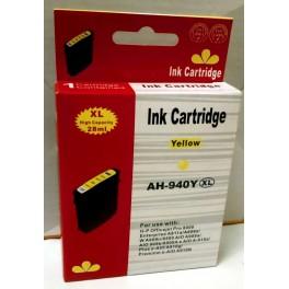 HP 940 XL žlutá C4909AE kompatibilní