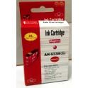 HP 933 XL červená CN055AE - kompatibilní AB