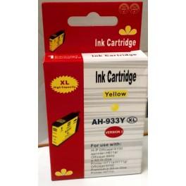 HP 933 XL žlutá CN056AE - kompatibilní AB