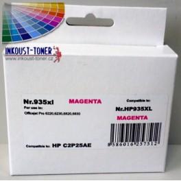 HP 935XL (C2P25) - červená, kompatibilní