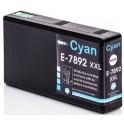cartridge EPSON T7892 (XXL) modrá - kompatibilní AB