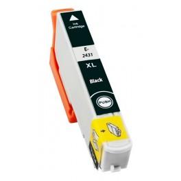 cartridge EPSON T2431 (24XL) černá - kompatibilní AB