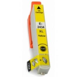 cartridge EPSON T2434 (24XL) žlutá - kompatibilní AB