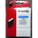 Cartridge HP 11 - azurová , C4836A kompatibilní