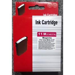 Cartridge HP 11 - purpurová, C4837A kompatibilní