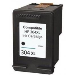 HP 304 XL cartridge velká černá (N9K08AE) - kompatibilní