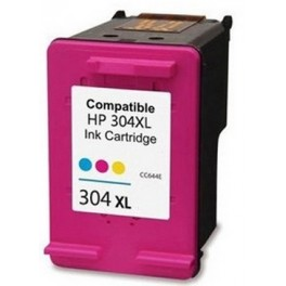 HP 304 XL cartridge velká barevná (N9K07AE) - kompatibilní