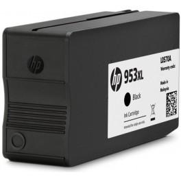 HP 953 XL cartridge velká černá (L0S70AE) - renovovaná